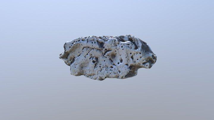 Large Rock 3D Model