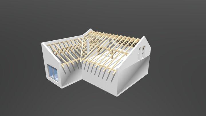 Gosztonyi 3D Model