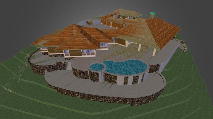 Haynes Residence 3D Model
