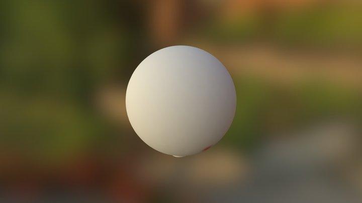 джефф убийца 3D Model
