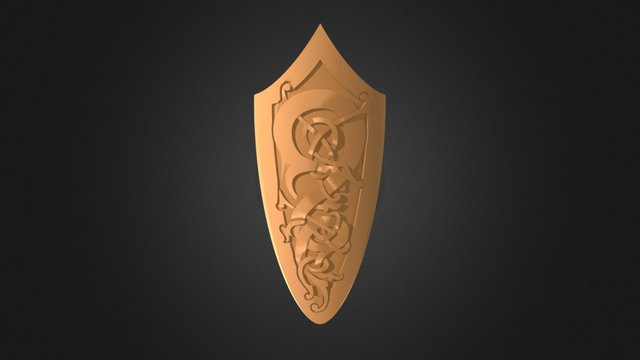 Suontaka Chape 3D Model