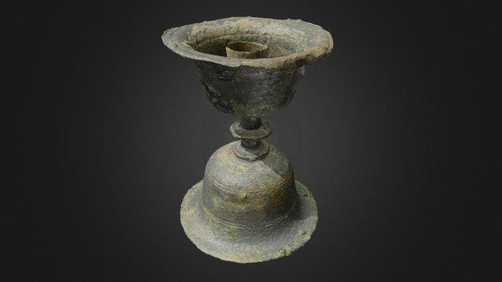Chandelier romain 3D Model