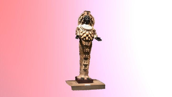 Artemide Efesia (150-199d.C - II sec.d.C.) 3D Model