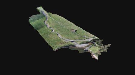 River Ehen 3D Model