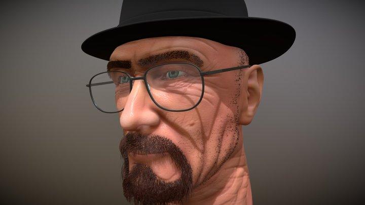 Heisenberg_Walter White 3D Model