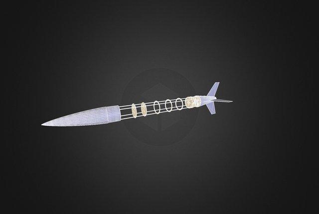 2014 UCI Rocket 3D Model
