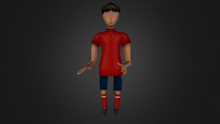 Alex Bender 3D Model