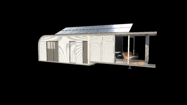 Caheeba Medi House 3D Model