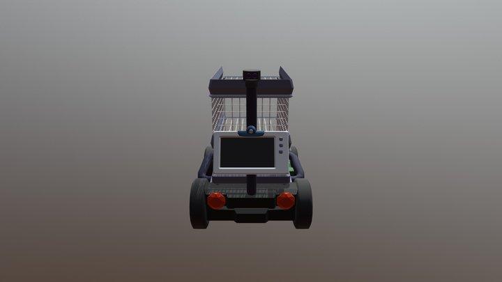 Loader 3D Model