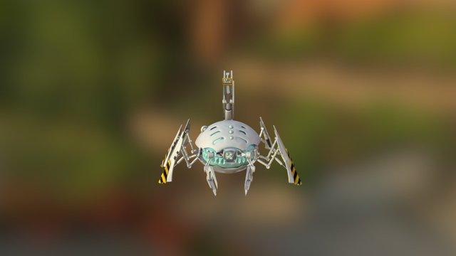 Escorpión 3D Model