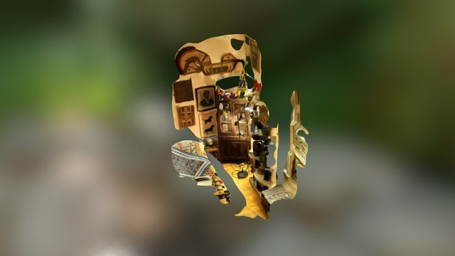 RogerBrownStudyCollection1 3D Model