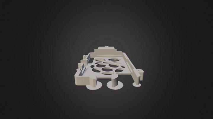 sample pi case 3D Model