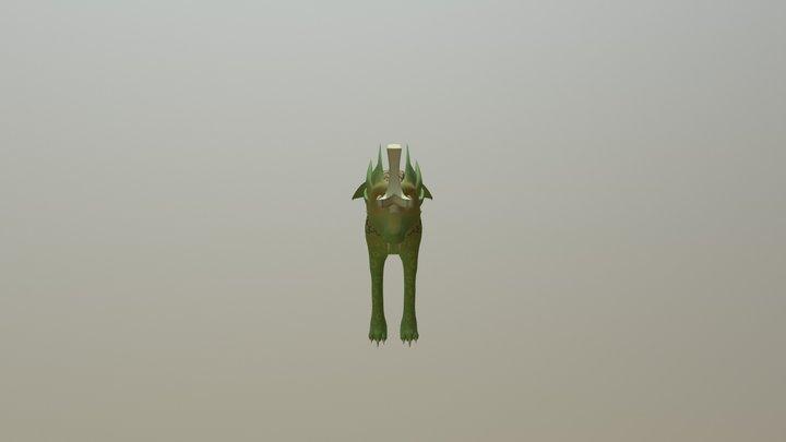 Loremon 3D Model