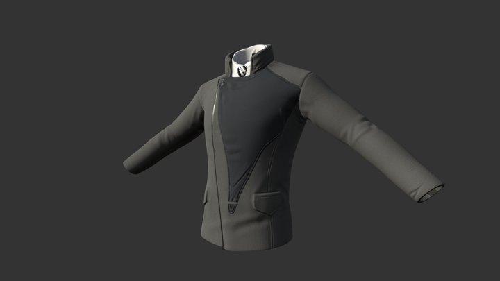 Coat 3D Model