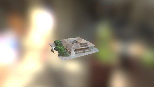 Museo Artes Fuego - Autodesk Remake 3D Model