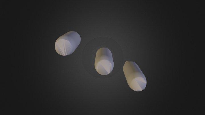 אסמבלי בקבוקים 3D Model