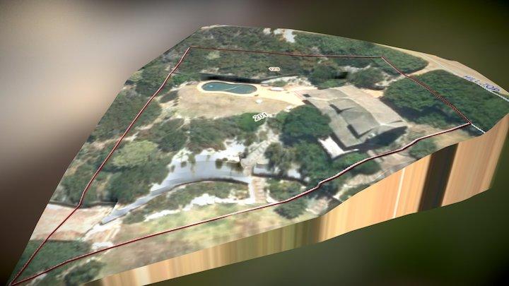 ERF201-Scarborough-Cape-Town 3D Model