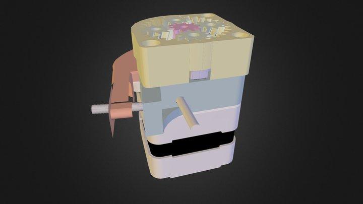 TruNanoStruder 3D Model