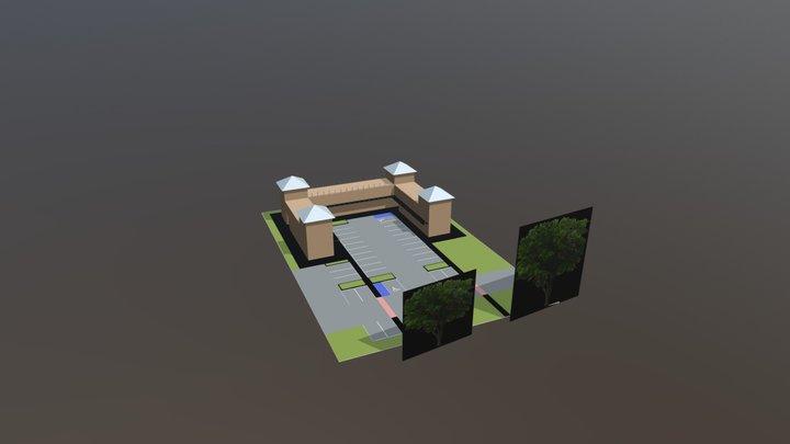Design Draft 1 3D Model