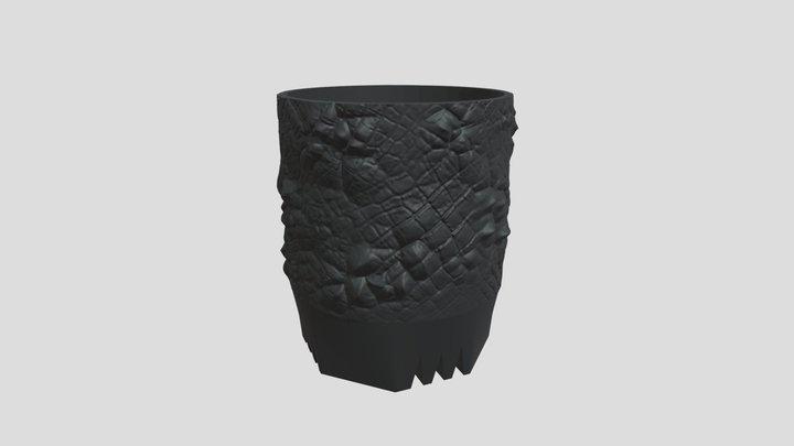 SSN prototype pot 2021SS #05 3D Model