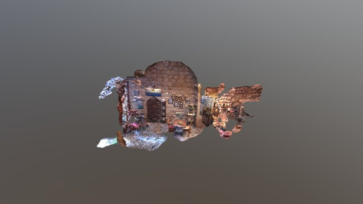 AmberCafe 3D Model