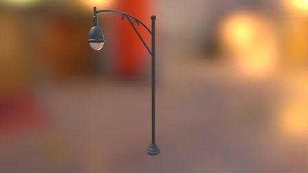 Streetlight 3D Model