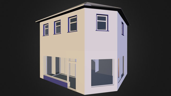 Showroom 'All Wardrobes' 3D Model