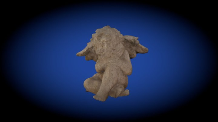 Angel, another! 3D Model