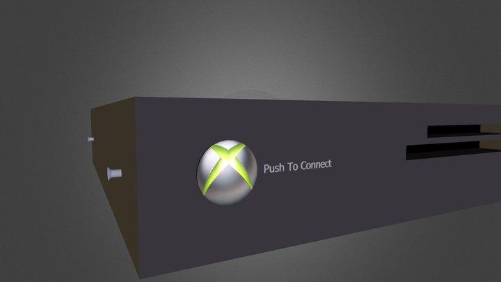 Xbox Connector 3D Model