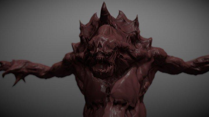Goliath 3D Model