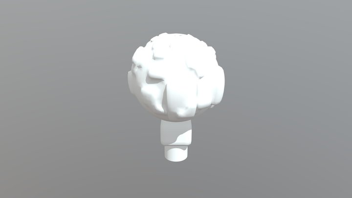 Baum Stecker 3D Model