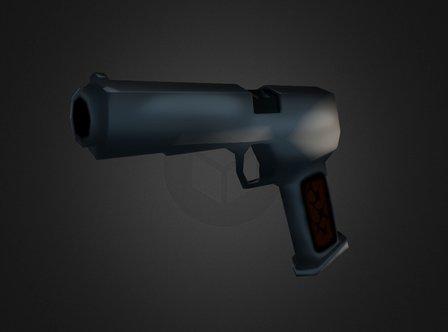 M911 3D Model