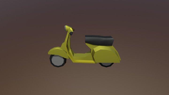 Scoot 3D Model
