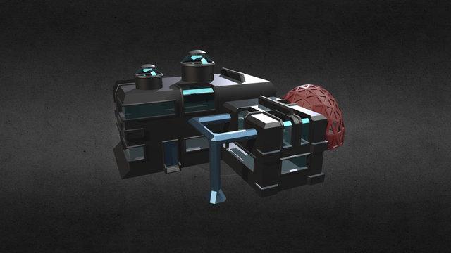 Future House 3D Model