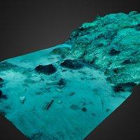 Fiskardo 2015 - NE595 Working zone 3D Model
