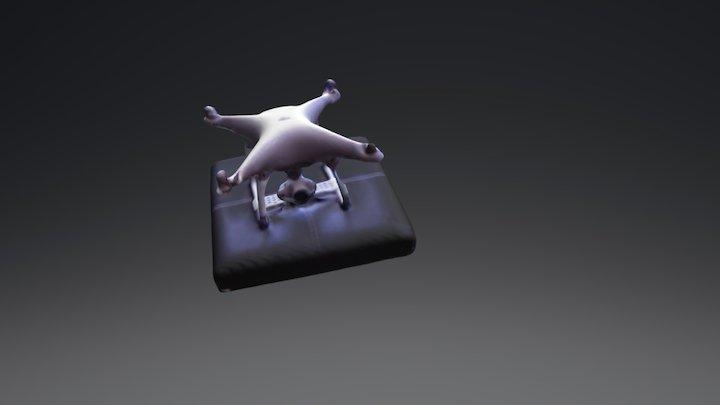 test 2 phantom 4 3D Model