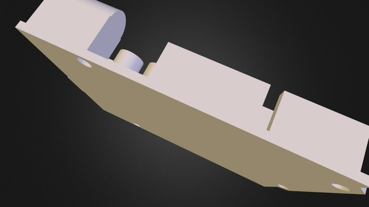 ARDUINO UNO R3 3D Model