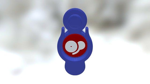 Op - Beer Gadget 3D Model