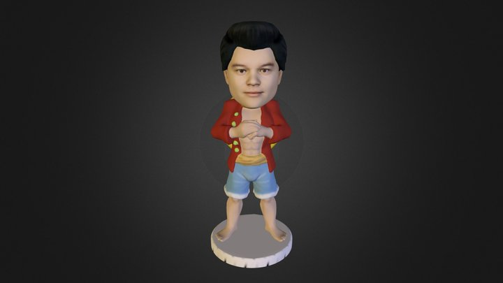 MagicKiosk Sample Model 2 3D Model