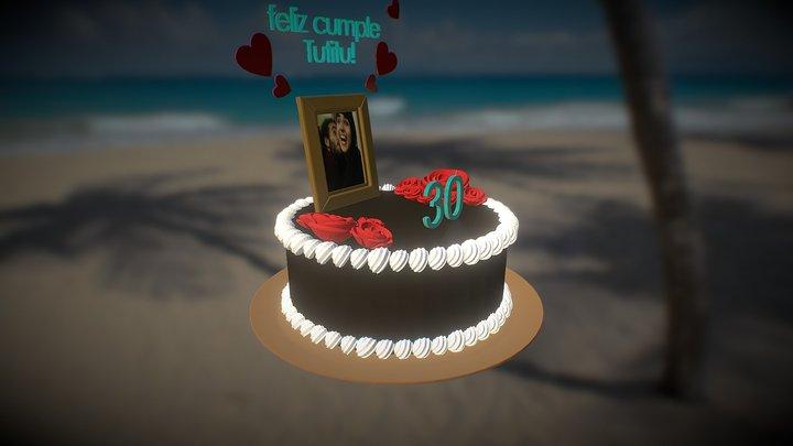 Feliz Cumple! 3D Model