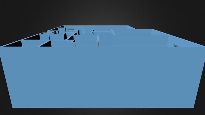 Casa-1 3D Model