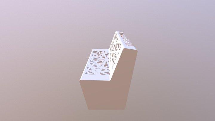 Solar SmartBench 3D Model