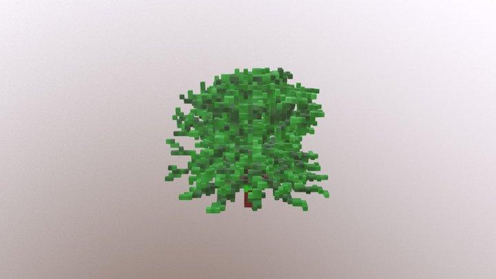 SM Plant 02T 3D Model