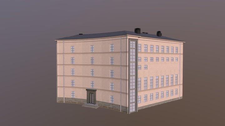 Tampere Lyceum 3D Model