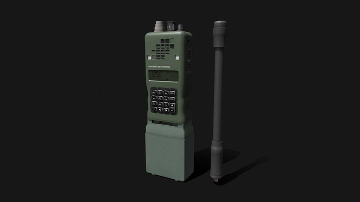 PRC 152 3D Model