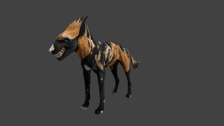 Hacksaw, The Wanderer 3D Model