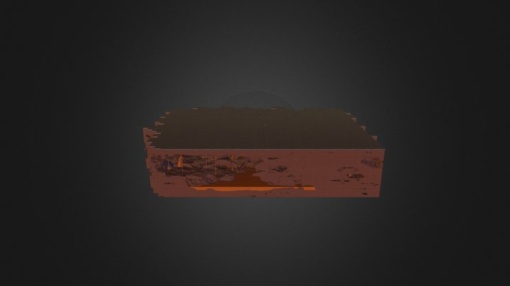 Nether my Alpha 1 3D Model