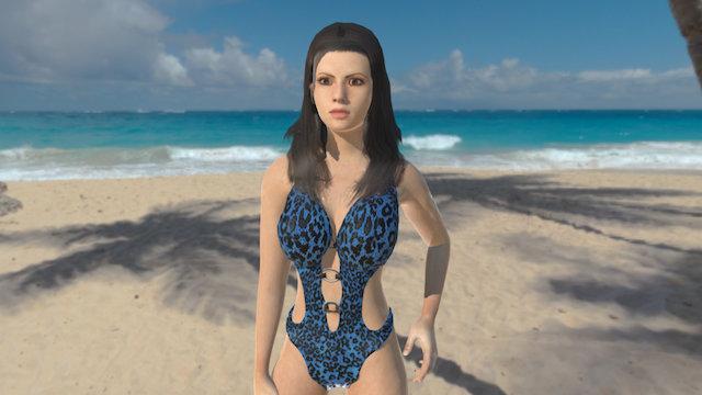 Ameri 3D Model