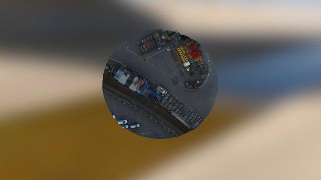 Trekanten Poi_B 3D Model