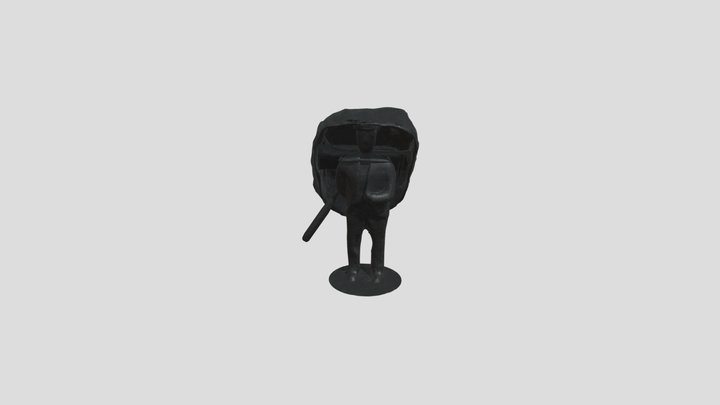 Coracle_new 3D Model